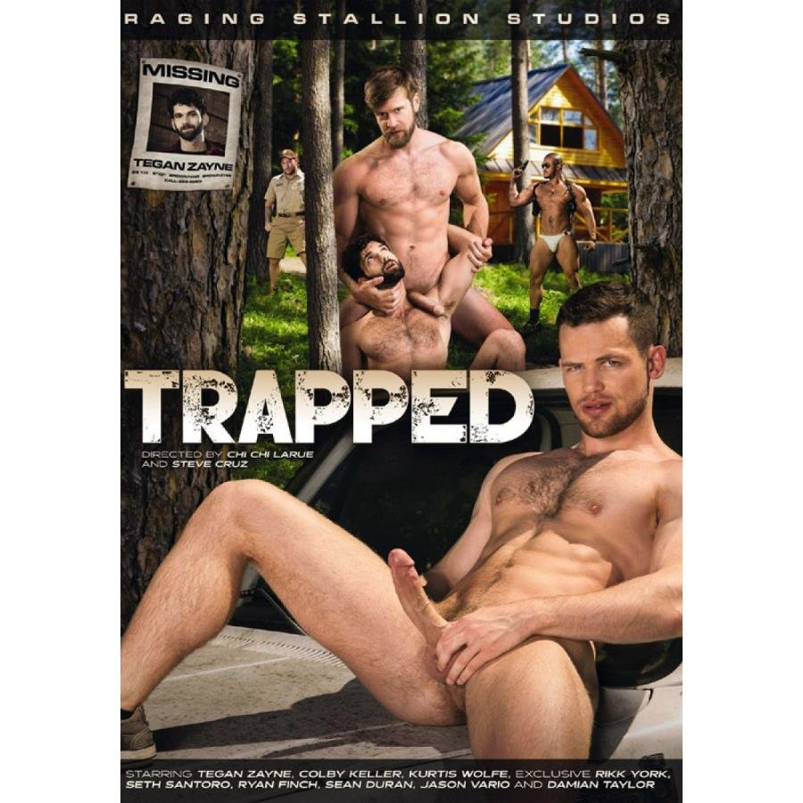 Chi Chi Larue, Steve Cruz, Raging Stallion - Trapped [WEB-DL]