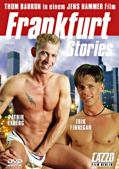 Frankfurt Stories Front Cover