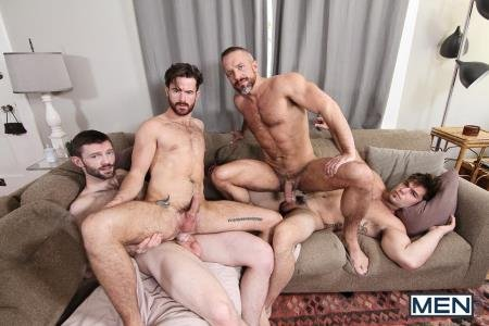 Aspen, Brendan Patrick, Dennis West, Dirk Caber - The In-Laws Part 3 (16 December 2017) [SiteRip]