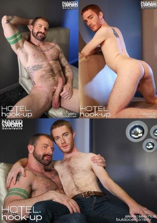 Aleks Buldocek, Seamus O'Reilly - Hotel Hook-Up Scene 1 : Daddy's Boy (16 December 2017) [SD]