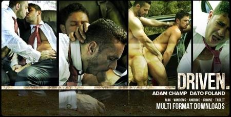 Adam Champ, Dato Foland - Driven (19 December 2017) [HD 720p]