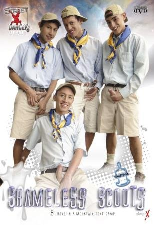 Vimpex Gay Media - Shameless Scouts [DVDRip]