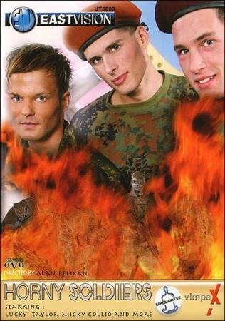 Vimpex Gay Media - Horny Soldiers [DVDRip]