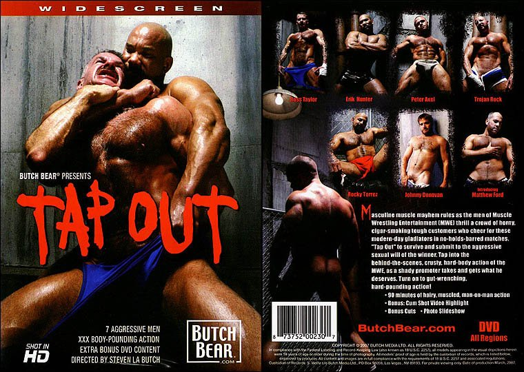 Butch Bear - Tap out [DVDRip]