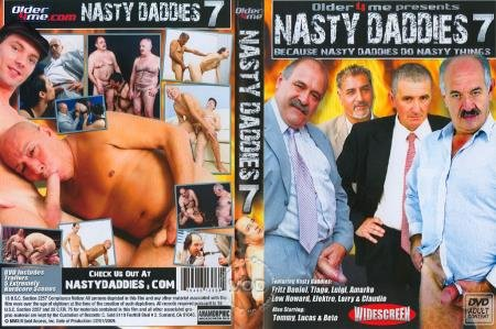 Older4me - Nasty Daddies Vol.7 [DVDRip]