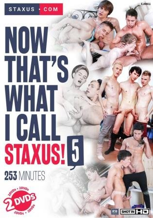 Staxus - Now Thats What I Call Staxus 5 [DVDRip]