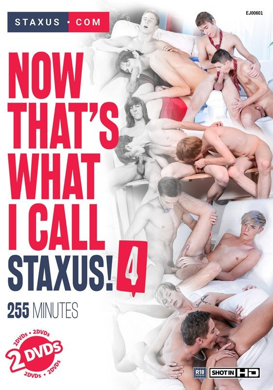 Staxus - Now Thats What I Call Staxus 4 [DVDRip]