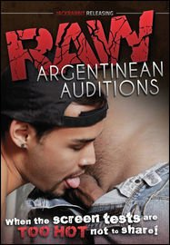 Jackrabbit Releasing - Raw Argentinean Auditions [DVDRip]