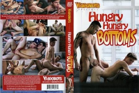 Videoboys - Hungry Hungry Bottoms [DVDRip]