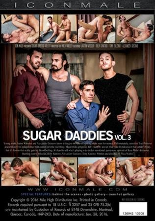 Icon Male - Sugar Daddies, volume 3 [DVDRip]