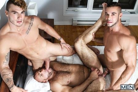 Jack Kross, Marco Vallant, William Seed - Daddy Gets Seconds (3 January 2018) [HD 720p]