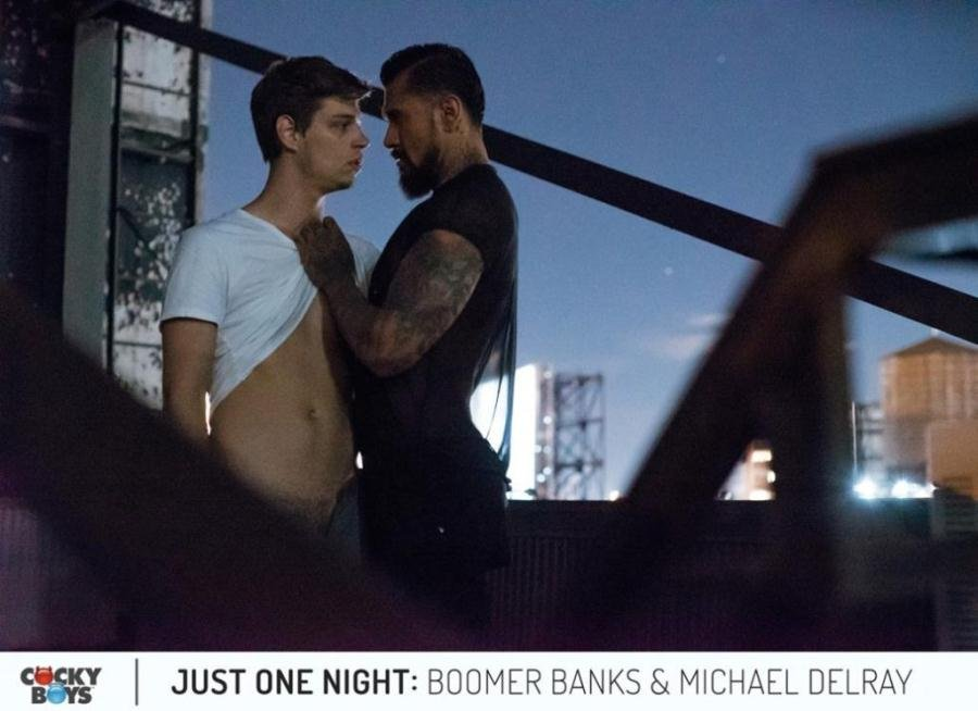 Boomer Banks, Michael DelRay - JUST ONE NIGHT (3 January 2018) [HD 720p]