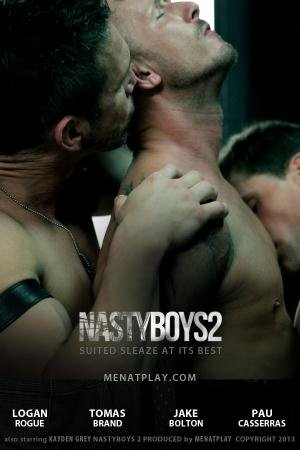 Tomas Brand, Logan Rogue, Jake Bolton, Pau Casserras - NastyBoys2 (5 January 2018) [HD 720p]