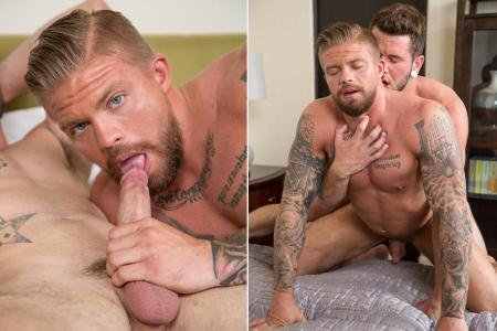 Johnny Hill (акт), Donovan Wilde (пасс) - Johnny Hill is Donovan Wilde's First Fuck (7 January 2018) [HD 720p]