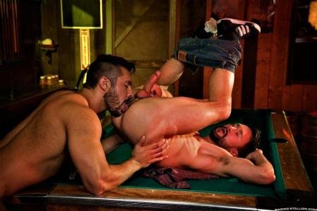 Seth Santoro, Ryan Finch - Trapped Scene 2 (9 January 2018) [FullHD 1080p]