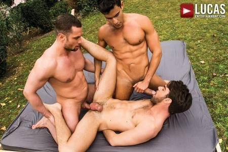 Stas Landon, Rafael Carreras, Zander Craze - LVP234-01 (10 January 2018) [HD 720p]