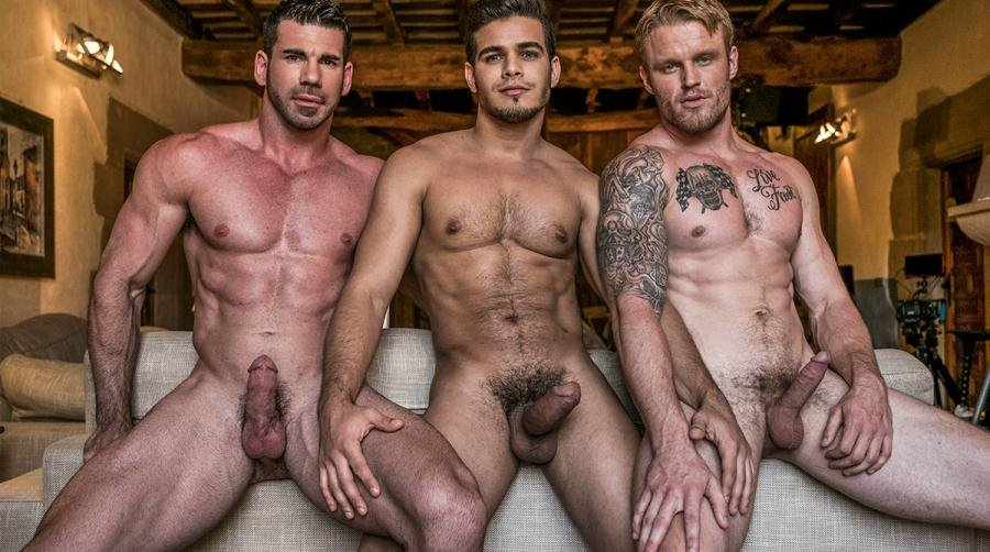 Resultado de imagem para Rico Marlon, Shawn Reeve E Billy Santoro porn