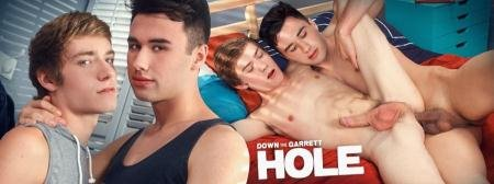 Cole Turner, Garrett Graves - Down the Garrett Hole (14 January 2018) [HD 720p]