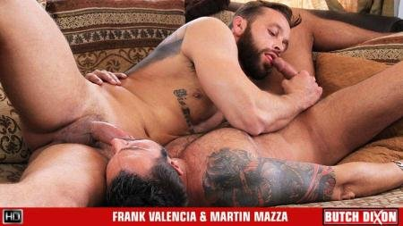 Frank Valencia, Martin Mazza - Frank is pumped (14 January 2018) [HD 720p]