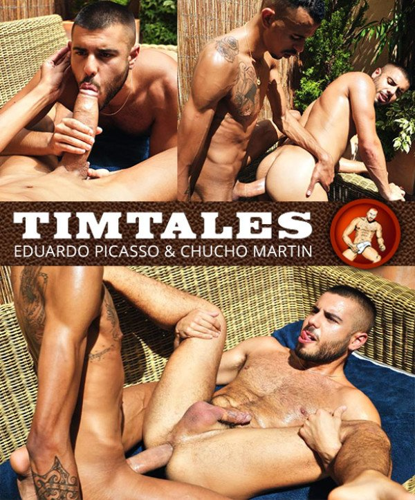 Chucho Martin, Eduardo Picasso - Chucho Martin bottoms for Eduardo Picasso and his enormous cock (17 January 2018) [HD 720p]