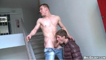 Tony Ross, Drago Lembeck - Getting Ass In The Staircase of The Projects Somewhere In Europe (20 January 2018) [HD 720p]
