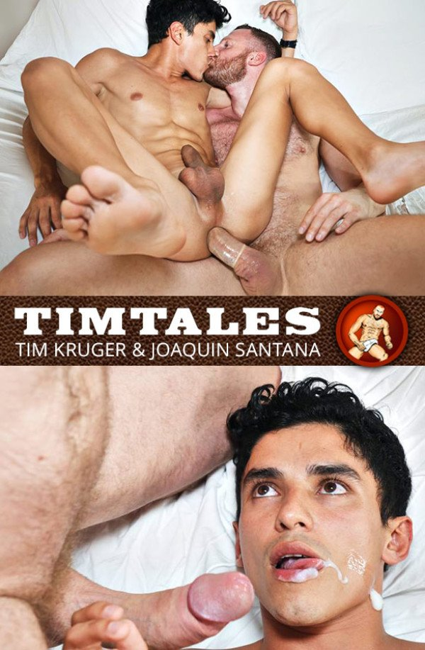 Tim Kruger, Joaquin Santana - Tim fucks beautiful neer Joaquin Santana from Colombia (23 January 2018) [FullHD 1080p]