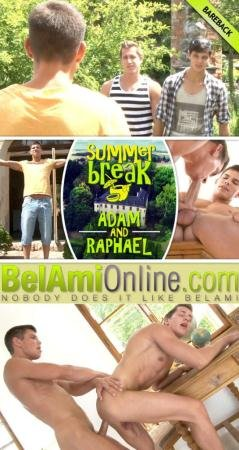 Adam Archuleta, Raphael Nyon - 10941 Summer Break, Episode 1 (23 January 2018) [HD 720p]
