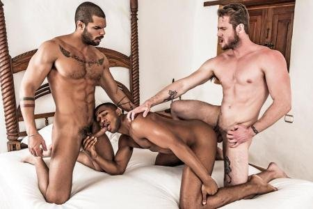 Ace Era, Lucas Fox, Sean Xavier - Ace Era Tops Sean Xavier and Lucas Fox (24 January 2018) [HD 720p]