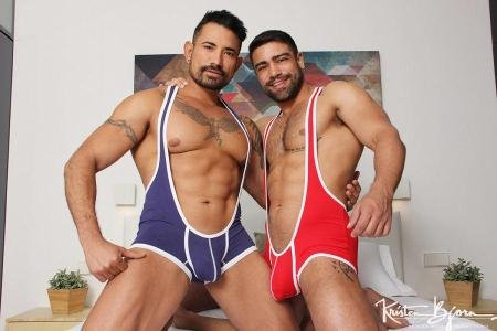 Wagner Vittoria, Richard Rodriguez - Sex Men - Singlets (25 January 2018) [HD 720p]