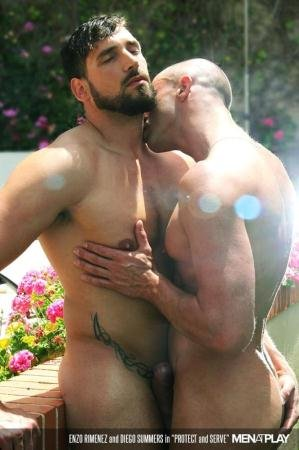 Enzo rimenez and dato foland