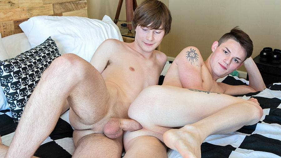 Bryce Christiansen, Avery Jones - bt334 Creaming His Tight Little Hole (2 February 2018) [FullHD 1080p]