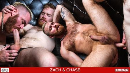 Zach, Chase - Bareback (9 February 2018) [HD 720p]
