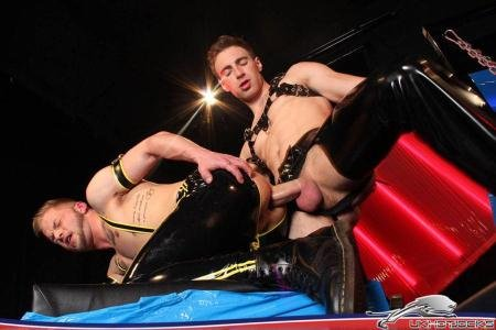 Kayden Gray, Koby Lewis - Rubbergeddon (9 February 2018) [HD 720p]
