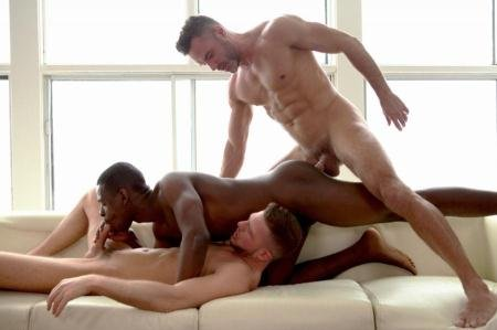 Manuel Skye, Matthew Parker, River Wilson - Threesome (13 February 2018) [HD 720p]