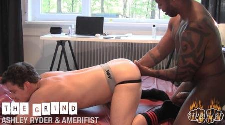 Amerifist, Ashley Ryder - The Grind (17 February 2018) [FullHD 1080p]