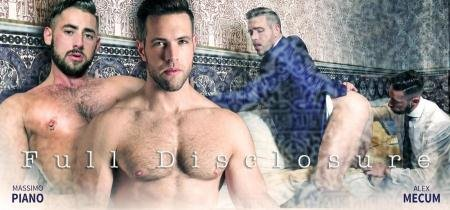 Alex Mecum, Massimo Piano - Full Disclosure (21 February 2018) [FullHD 1080p]