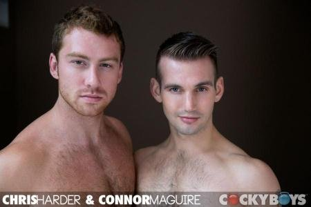 Connor Maguire, Chris Harder - Connor Maguire Fucks Chris Harder (26 March 2018) [HD 720p]