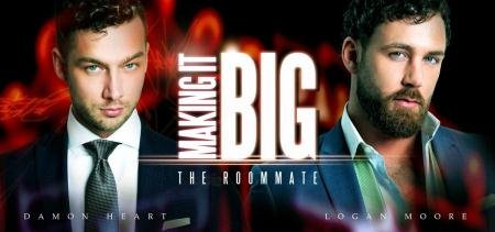 Logan Moore, Damon Heart - Making It Big The Roomate (12 April 2018) [FullHD 1080p]