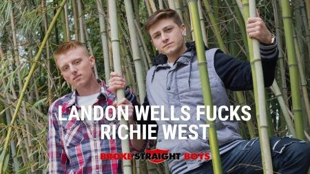 Landon Wells, Richie West - Landon Wells Fucks Richie West (12 June 2018) [FullHD 1080p]