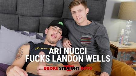 Ari Nucci, Landon Wells - Ari Nucci Fucks Landon Wells (22 August 2018) [FullHD 1080p]