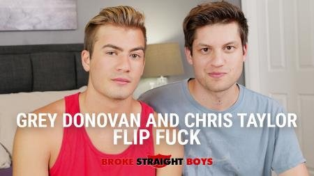Grey Donovan, Chris Taylor - Grey Donovan And Chris Taylor Flip Fuck (12 September 2018) [FullHD 1080p]