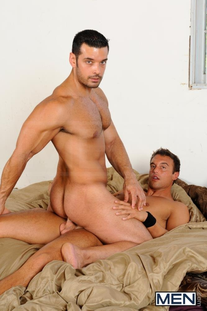 Office gay muscle cock porn