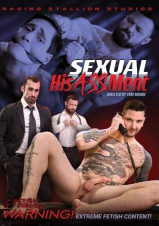 Wheeler, Teddy Bryce, John Magnum - Sexual His ASSment, Scene 02 (24 September 2018) [HD 720p]