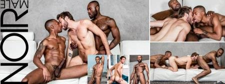 Noah Donovan, Max Adonis, Jacen Zhu - Stepbrother Threeway (27 September 2018) [UltraHD 4K]