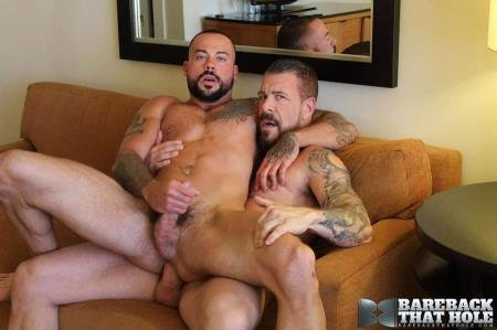 Rocco Steele, Sean Duran - Bareback (8 October 2018) [FullHD 1080p]