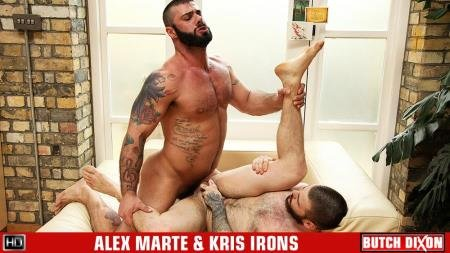Alex Marte, Kris Irons - Cumshot (9 October 2018) [HD 720p]