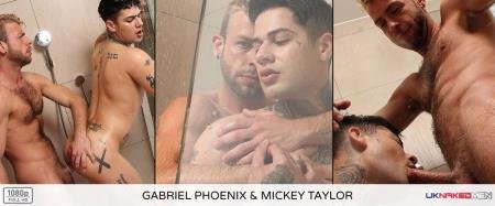 Gabriel Phoenix, Mickey Taylor - Gay in Shower (21 October 2018) [FullHD 1080p]