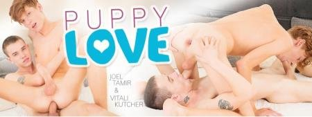 "Joel Tamir, Vitali Kutcher - Puppy Love, Sc. 4: ""Big"" Buddies Take A Hard Bedroom Workout To A Sticky Climax! (23 October 2018) [FullHD 1080p]"