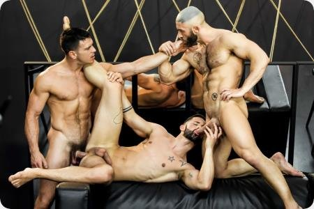Francois Sagat (уни), Paddy O'Brian (акт), Sunny Colucci (уни) - Dream Fucker Part 3 (10 December 2018) [HD 720p]