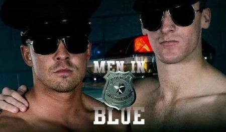 Andrew Stark, Connor Kline, Johnny Ryder, Liam Magnuson, Rocco Reed - Men In Blue Pt.2 (23 January 2019) [HD 720p]